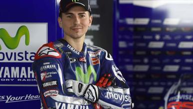 "Lorenzo: ""Será una buena prueba para Yamaha"""