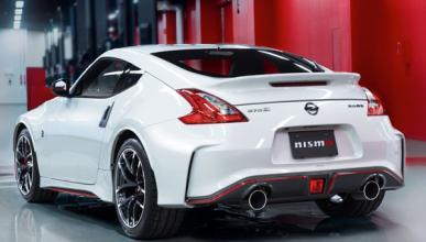 El sonido del motor del Nissan 370Z Coupé y Nismo es falso