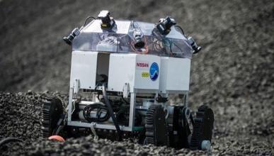 Un robot de Nissan explorará el fondo de los océanos