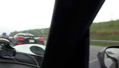 Vídeo: pique entre Porsche 918 Spyder y Koenigsegg Agera R