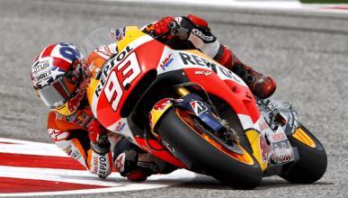 Libres 3 MotoGP GP de Las Américas 2015: Márquez avisa