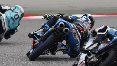 Parrilla de salida Moto3 GP de Las Américas 2015