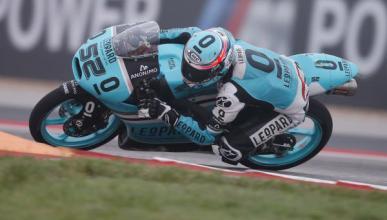 Carrera Moto3 GP de Las Américas 2015: Kent se consagra