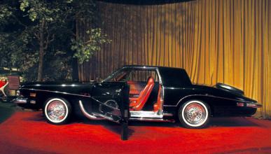 Sale a subasta el coche de Elvis Presley