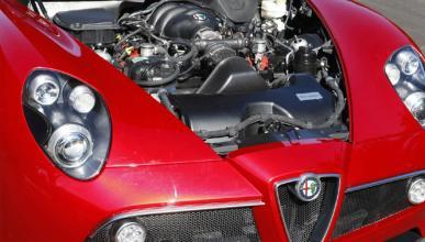 Alfa Romeo prepara dos motores de altas prestaciones