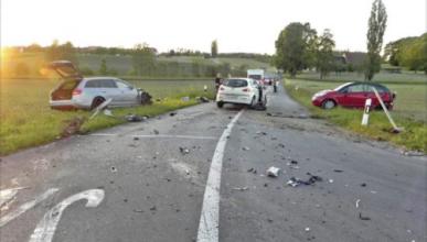 Trece personas fallecen en la carretera este fin de semana