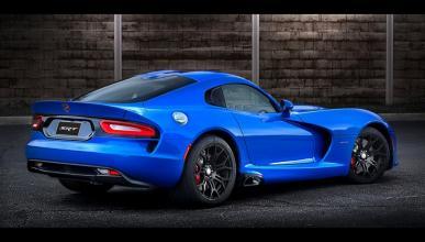 Llamada a revisión de Dodge Viper SRT: las puertas no van