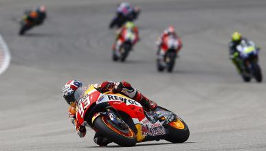 GP de Las Américas tercera carrera de MotoGP más vista