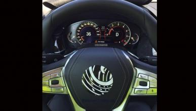 BMW Serie 7 2015: descubrimos su cuadro de mandos