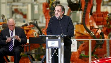 Sergio Marchionne quiere unirse a General Motors
