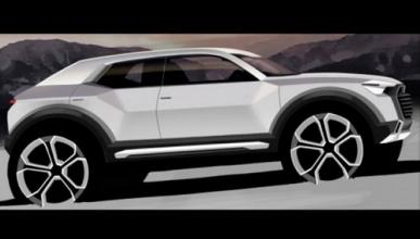 El BMW Urban Cross llegará en 2017