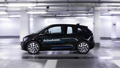 BMW Active Assist o cómo reducir los accidentes al mínimo