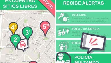 Wazypark, la app española que busca aparcamiento