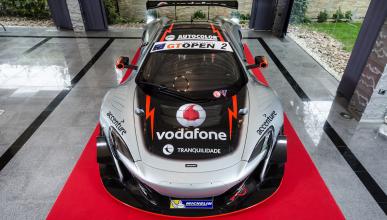 Teo Martin Motorsport vuelve para pelear por el GT Open