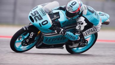 Libres 2 Moto3 GP de Argentina 2015: Kent mete miedo