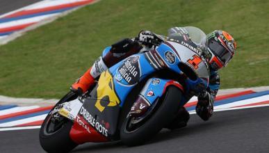 Parrilla de salida Moto2 GP de Argentina 2015