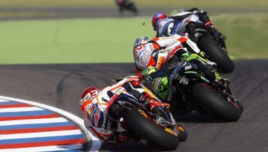 Resultados MotoGP GP de Argentina 2015