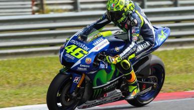 """Rossi: """"Ha sido fantástico, aunque me disgusta por Márquez"""""""