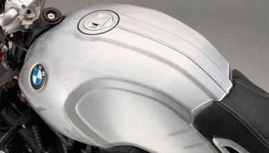 Nuevo depósito opcional para la BMW R nine T
