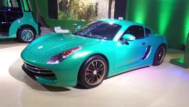 ¿Porsche o Ferrari? Vaya copia les ha salido a los chinos