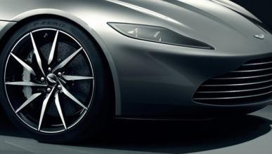 Aston Martin DB11, ¡cazado el interior!