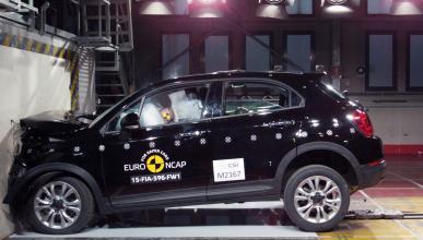 Resultados EuroNCAP: Vitara, Espace, 500X y Mazda2