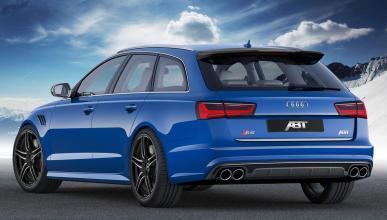 ABT Audi S6 Avant: con 550 CV