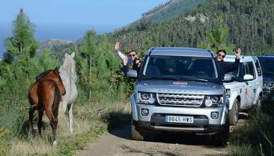 Land Rover Discovery Challenge 2015: aventura solidaria