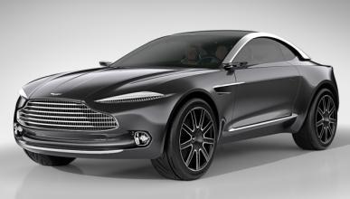 Aston Martin prepara la fábrica de USA para un crossover