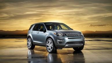 Nuevo motor para el Land Rover Discovery Sport