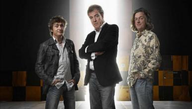 Los chicos de 'Top Gear' subastan unas motos
