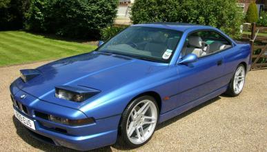 BMW Serie 8 by Alpina, una extraña joya a la venta
