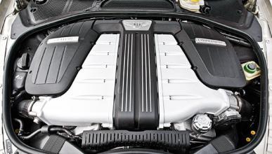 Incorpora en su Bentley Continental GT un motor V6 TDI