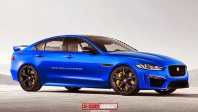 Mucha pimienta: Jaguar XE-R y XE SVR ¡con hasta 550 CV!