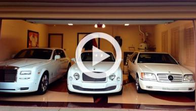 Descubre la colección de coches de Floyd Mayweather