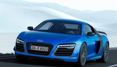 Iluminación Matrix Láser de Audi, ¡las luces del futuro!