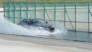 Centro Técnico Bridgestone test 16