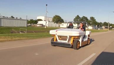 MRV: el revolucionario coche de la NASA