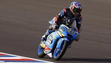 Libres 2 Moto3 GP de España 2015: Quartararo coge la batuta