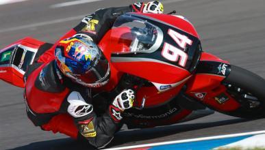 Libres 2 Moto2 GP de España 2015: mejor tiempo para Folger