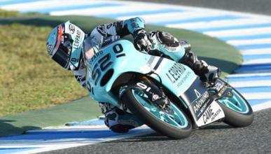Libres 3 Moto3 GP de España 2015: Kent revienta el crono