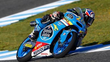 Clasificación Moto3 GP de España 2015: pole para Quartararo