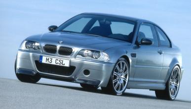 ¡Menudo negocio! Un BMW M3 CSL a la venta por 109.000 Euros