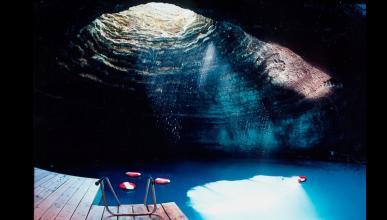 Crater de Midway (Utah, EEUU):