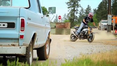 Vídeo: Carta de presentación del stuntman Jorian Ponomaref