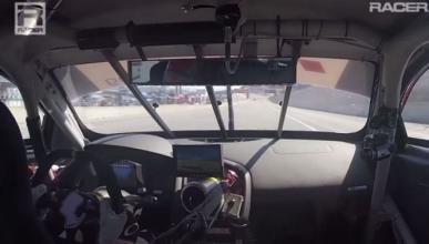Vídeo: Audi R8 V10 LMS a tope en Laguna Seca