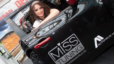 Liane Günter: la nueva Miss Tuning