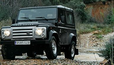 Land Rover SVX: los SUV más cañeros de la marca, al caer