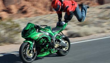Vídeo: Así aparca la moto Jason Britton