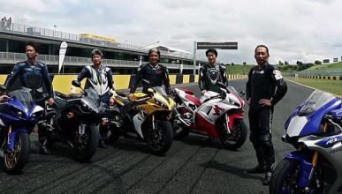 Vídeo: La Yamaha YZF-R1 y sus papás